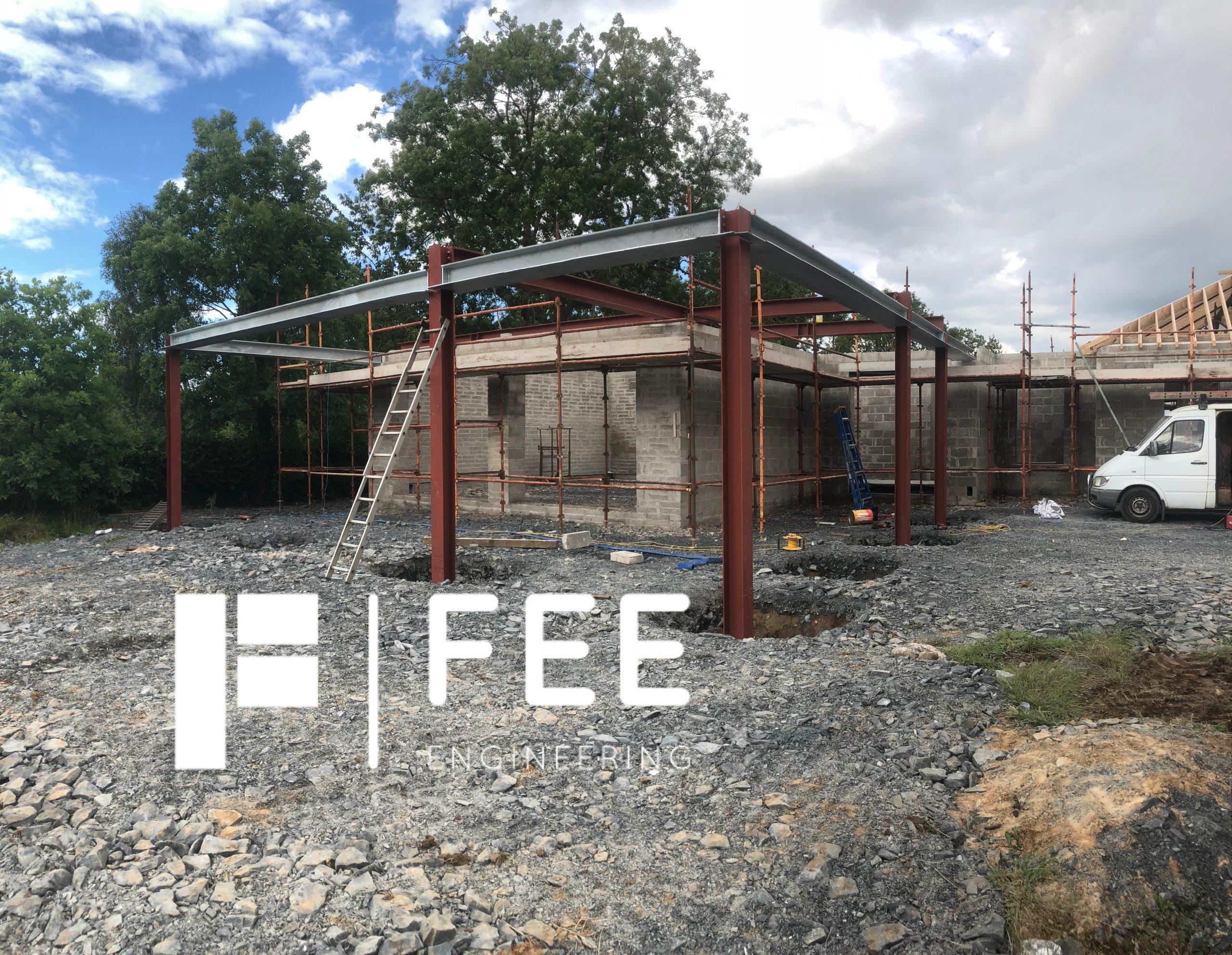 Structural Steel - Fee Engineering Ltd